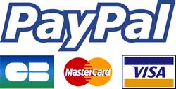 Paiement par Paypal sur ckarlysbeauty.com
