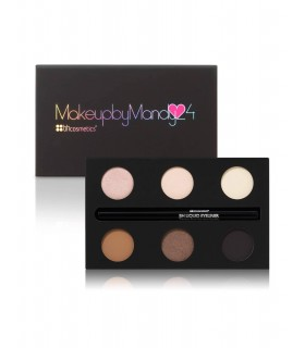 MAKEUPBYMANDY24''S SIGNATURE EYESHADOW PALETTE BH COSMETICS