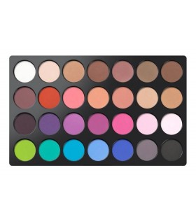 Modern Mattes - 28 Color Eyeshadow Palette BH Cosmetics