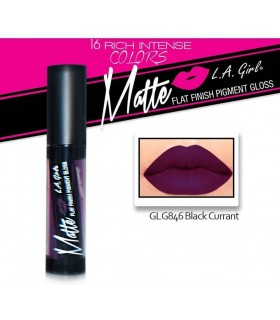 THE GIRL Matte Pigment Gloss LipGloss - 16 Shades LA GIRL -  2.745