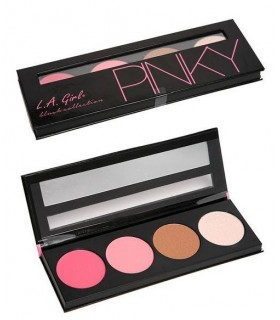 Beauty Brick Blush Collection PINKY L A GIRL