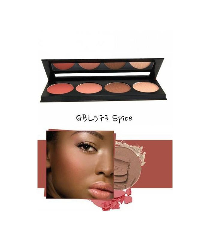 Beauty Brick Blush Collection SPICE L A GIRL