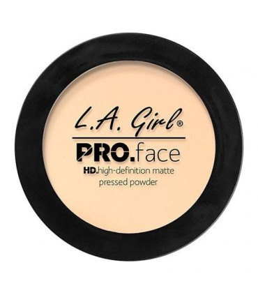 FAIR Pro.Face Powder HD Matte Compact Powder Matte by L. A Girl LA GIRL -  8.75