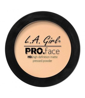 PORCELAIN - PRO.FACE POWDER HD MATTE - POUDRE COMPACTE MATTE PAR L.A GIRL