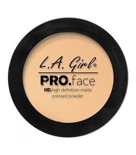 CREAMY NATURAL - PRO.FACE POWDER HD MATTE - POUDRE COMPACTE MATTE PAR L.A GIRL
