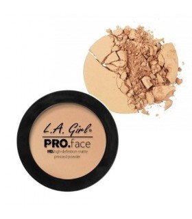 NUDE BEIGE - PRO.FACE POWDER HD MATTE COMPACT POWDER MATTE BY L. A GIRL