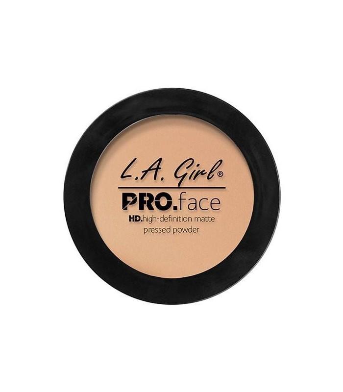 BUFF - Pro.Face Powder HD Matte Compact Powder Matte by L. A Girl LA GIRL -  8.75
