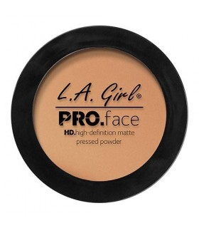 WARM HONEY - Pro.Face Powder HD Matte - Poudre Compacte Matte par L.A Girl