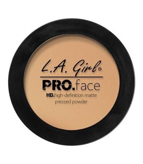 SOFT HONEY - PRO.FACE POWDER HD MATTE - POUDRE COMPACTE MATTE PAR L.A GIRL