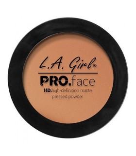 WARM CARAMEL - Pro.Face Powder HD Matte - Poudre Compacte Matte par L.A Girl