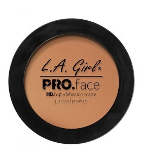 TOFFEE - PRO.FACE POWDER HD MATTE - POUDRE COMPACTE MATTE PAR L.A GIRL