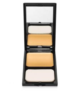 BUTTERCUP COMPACT POWDER  - Poudre Compacte ButterCup compacte par Sacha Cosmetics