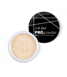 HD PRO Setting Powder BANANA Yellow LA GIRL LA GIRL -  9.48