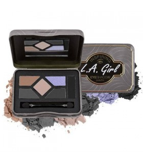 INSPIRING EYESHADOW TIN-YOURE SMOKIN HOT LA GIRL
