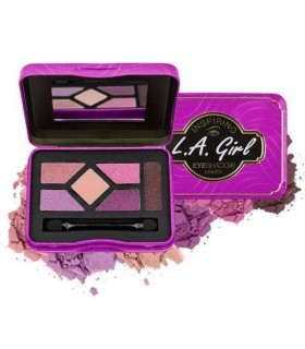 INSPIRING EYESHADOW TIN-GET GLAM & GET GOING THE GIRL