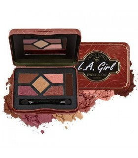 INSPIRING EYESHADOW TIN-BE BOLD & BEAUTIFUL LA GIRL