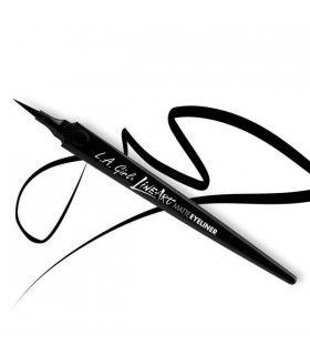 MATTE LINE ART EYELINER INTENSE BLACK LA GIRL