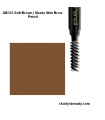 Shady Slim Brow Pencil - GB353 SOFT BROWN by L.A GIRL