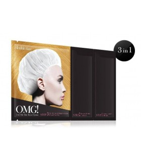 OMG 3 in 1 KIT HAIR REPAIR SYSTEM MASK ( Masque Cheveux ) DOUBLE DARE OMG -  7.68