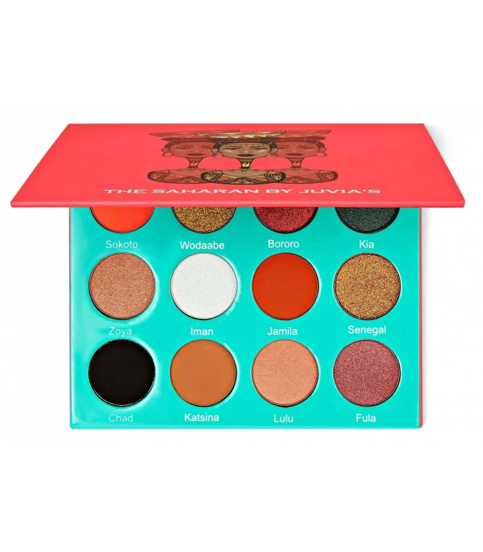 The Saharan Palette By JUVIA'S PLACE