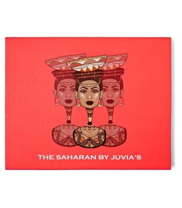 The Saharan Palette By JUVIA'S PLACE JUVIAS PLACE -  33.9