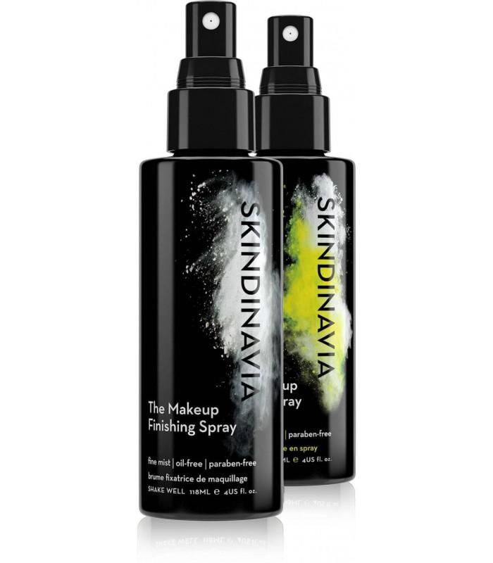 SKINDINAVIA PACK DUO Primer Spray + Finishing Spray 4 oz - 118 ml