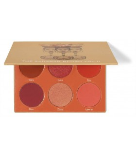 THE SAHARAN BLUSH PALETTE VOLUME 2 - BY JUVIA'S PLACE