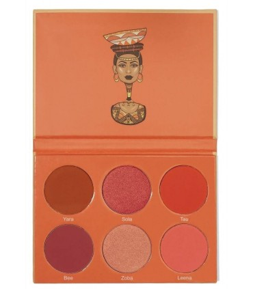The Saharan Blush Palette Volume 2 - By JUVIA'S PLACE JUVIAS PLACE -  22.41