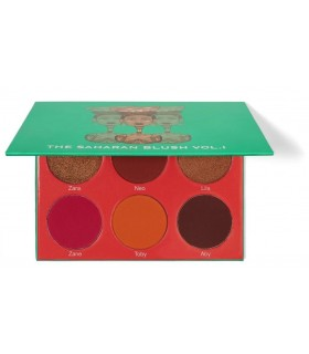 The Saharan Blush Palette Volume 1 - By JUVIA'S PLACE JUVIAS PLACE -  22.41