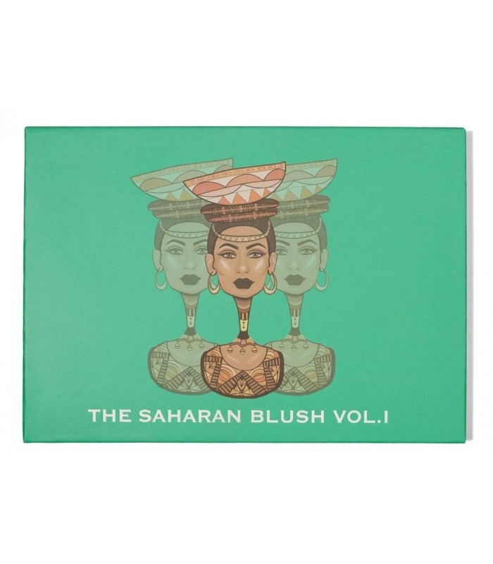 The Saharan Blush Palette Volume 1 - By JUVIA'S PLACE