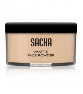 LOOSE POWDER PERFECT NUDE BEIGE par Sacha Cosmetics