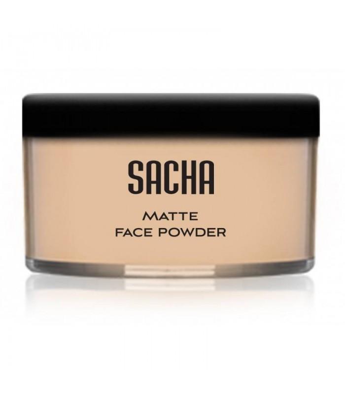 LOOSE POWDER PERFECT TRANSLUCENT LIGHT par Sacha Cosmetics
