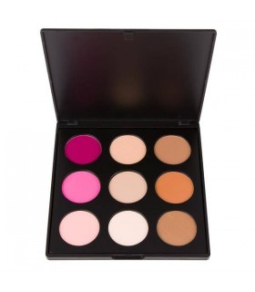 Sleek Silhouette Palette COASTAL SCENTS