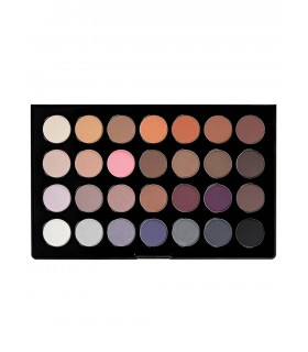 Modern Neutrals - 28 Color Matte Eyeshadow Palette BH Cosmetics