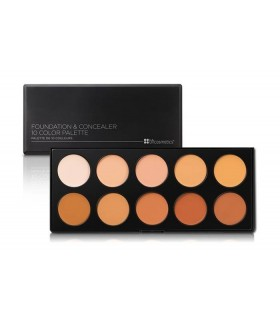 Foundation & Concealer Palette 1 - Light/Medium BH COSMETICS