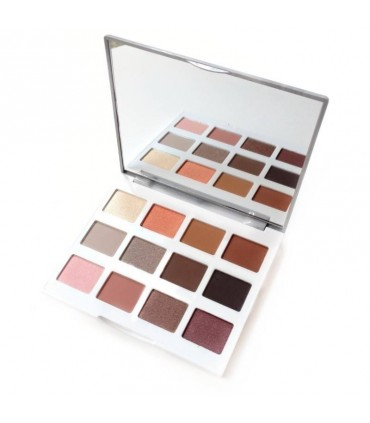 Marble Collection - Warm Stone - 12 Color Eyeshadow Palette BH COSMETICS