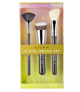 IT GIRL BRUSH SET SIGMA BEAUTY ckarlysbeauty.com