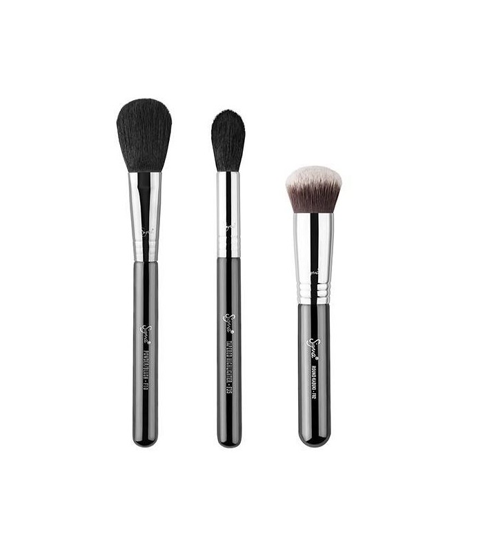 SHEER COVER BRUSH SET SIGMA BEAUTY ckarlysbeauty.com