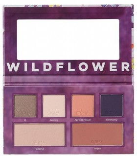 WILDFLOWER EYE & CHEEK PALETTE SIGMA BEAUTY ckarlysbeauty.com