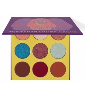 The Saharan Palette Edition 2 - By JUVIA'S PLACE