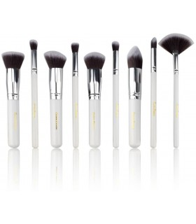 PURE BRUSH SET - KIT PINCEAUX Visage et Yeux par Elemia Lecabel