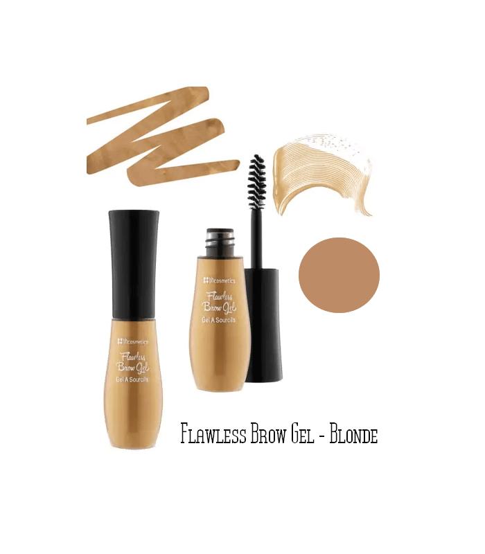 Flawless Brow Gel BLONDE - Gel fixateur de sourcils - BH COSMETICS
