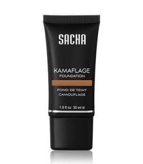 COCOA BEIGE LIQUID KAMAFLAGE 40ml by Sacha Cosmetics