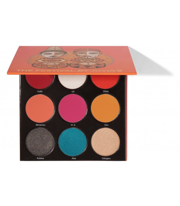 The Festival Eyeshadow JUVIAS PLACE