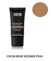 COCOA BEIGE LIQUID SECOND SKIN 40ml - liquid foundation Second Skin by Sacha Cosmetics