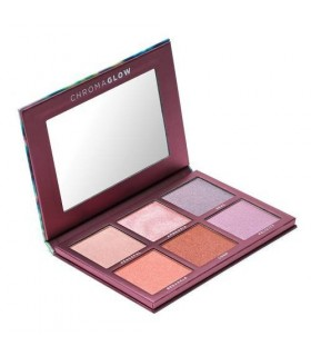 CHROMA GLOW SHIMMER + HIGHLIGHT PALETTE - 6 Teintes - SIGMA BEAUTY SIGMA BEAUTY -  39.85