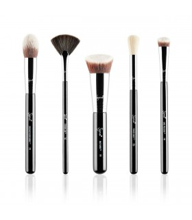 BAKING & STROBING BRUSH SET - KIT PINCEAU SPECIAL BAKING et STROBING par SIGMA BEAUTY