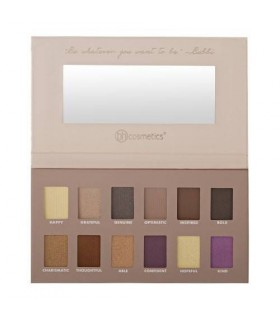 Be by BubzBeauty - Palette 12 eyeshadows BH Cosmetics