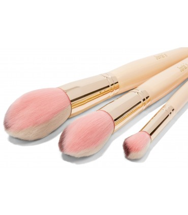 JUVIA'S 3PCS MULTICOLORED BRUSH SET -  JUVIA'S PLACE JUVIAS PLACE -  18.36