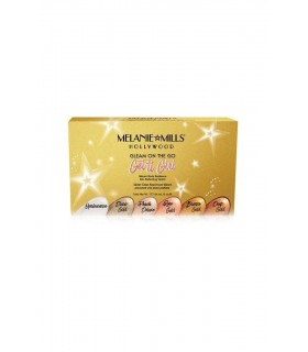 GET IT GIRL Gleam on the Go Body Radiance Collection Set - KIT 1oz - 28g - 30ml - Melanie Mills Hollywood MELANIE MILLS -  69